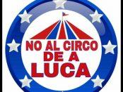 NO AL CIRCO A LUCA