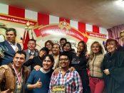 sindicato Circense del Peru 2015